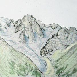 Mi piacevano le montagne …