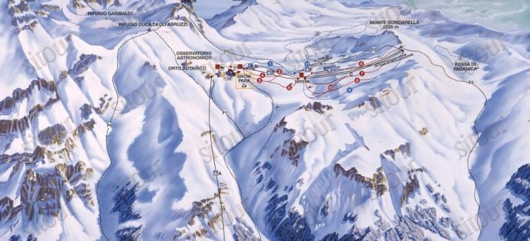 Ponte dell'Immacolata e neve: altre due notizie