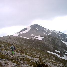 I video di Luigi Nespeca, 2 – prima neve sul monte Cotento