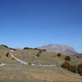 Senza neve 1 – chiudono forse per sempre gli impianti di Forca Canapine