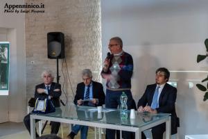 da sx: Vito Consoli, Giovanni Bastianelli, Enrico Panzini, Fabio Refrigeri