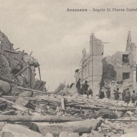 Manifestazioni in tutta la Marsica per i 100 anni dal terremoto