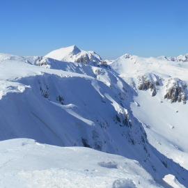 Scialpinismo – Cima a Mare (2014 m) – Mainarde (PNALM)