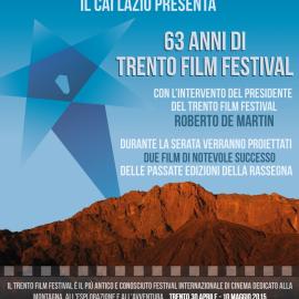 Il Trento Film Festival in anteprima a Rieti