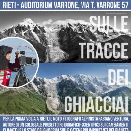 """""""Sulle tracce dei ghiacciai"""" a Rieti"""