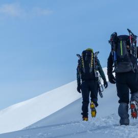 Monti Ernici: la lunga via al Crepacuore