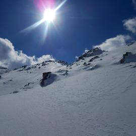 Scialpinismo – il Morrone della Duchessa (2141 m)