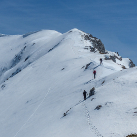 Monte Terminillo: lunga via da nord – un video di Luigi Nespeca