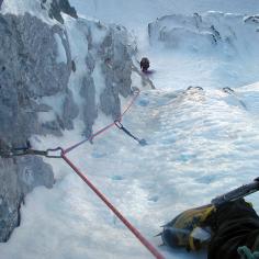 Sirente, terzo tiro di Artica