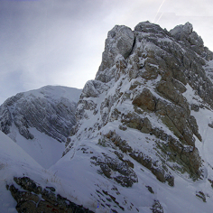 Gran Sasso, Cresta Malecoste