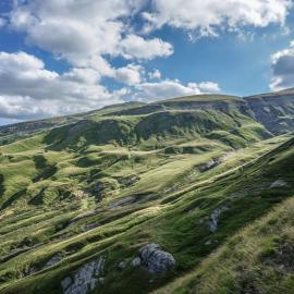 Monti della Laga, il grande anello di Pizzo di Moscio