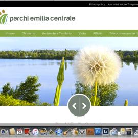Nuovo sito web per i Parchi Emilia Centrale