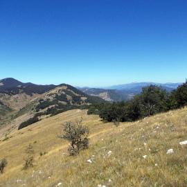 Il monte Padiglione, la montagna bifronte