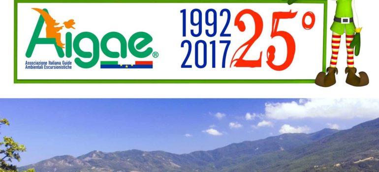 Le guide AIGAE scelgono l'Appennino Parmense per il loro 25esimo anniversario.