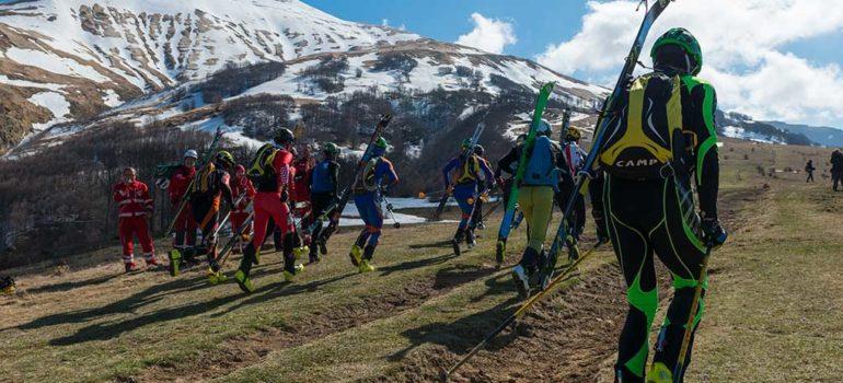 La montagna di Amatrice insieme si reinventa. L'Appennino terremotato in cerca di aggregazione anche attraverso lo sport