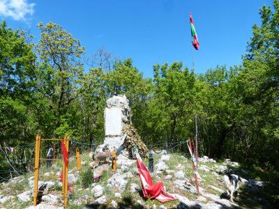 7 aprile: anniversario della battaglia di Monte Tancia