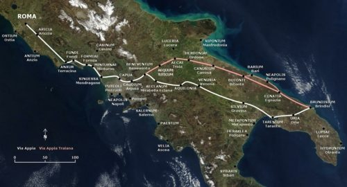 """Tutto pronto per il secondo """"Appia Day"""" del 14 maggio"""