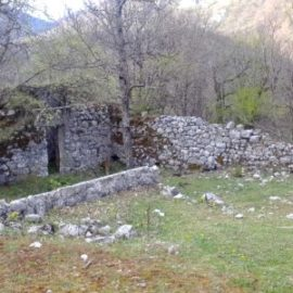 Rocca Intramonti: una brutta storia del passato