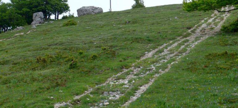 Monte Marrone del PNALM, tra memoria e motori