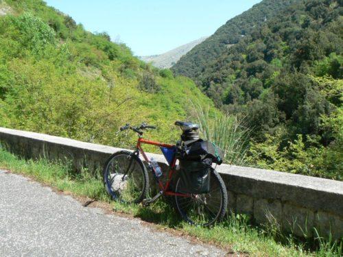 Due giorni in bici intorno a Monte Cairo