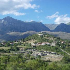 C'era una volta il lago: visita ai Cunicoli di Claudio e alle rovine di Alba Fucens