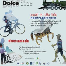 Inizia domani il mese della mobilità dolce: a piedi, in bici e a cavallo in tutta Italia