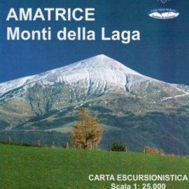 Nuova carta di Amatrice e dei Monti della Laga