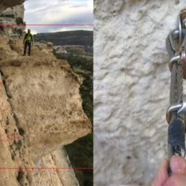 Giudicate pericolose due vie ferrate in Sardegna, le Guide Alpine ne chiedono la chiusura