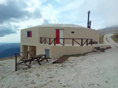 Sibillini: riapre dopo il terremoto il Rifugio del Fargno