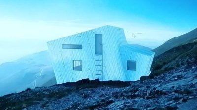 Presentato il progetto per la ricostruzione del rifugio Zilioli