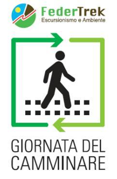 Tra meno di 24 ore, la Giornata del Camminare 2019. Molte iniziative in programma