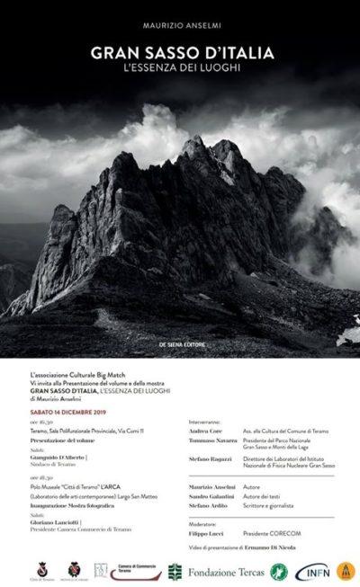 Teramo: un libro ed una mostra di fotografie celebrano il Gran sasso